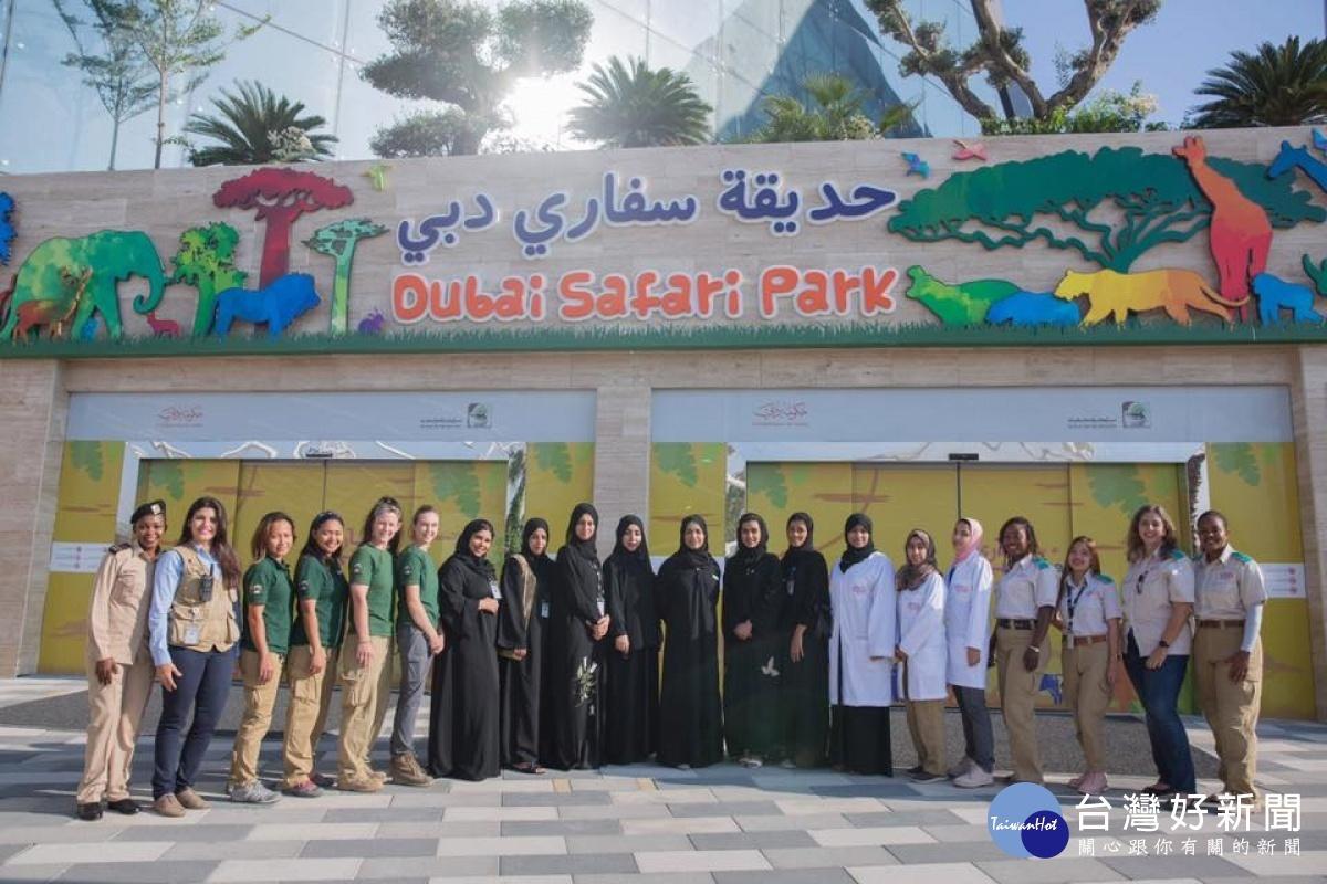 閉園兩年 杜拜野生動物園重新開放