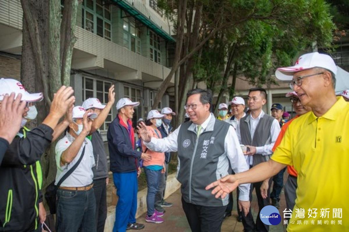 新光合纖50周年廠慶家庭日 鄭文燦祝福永續經營成為企業典範