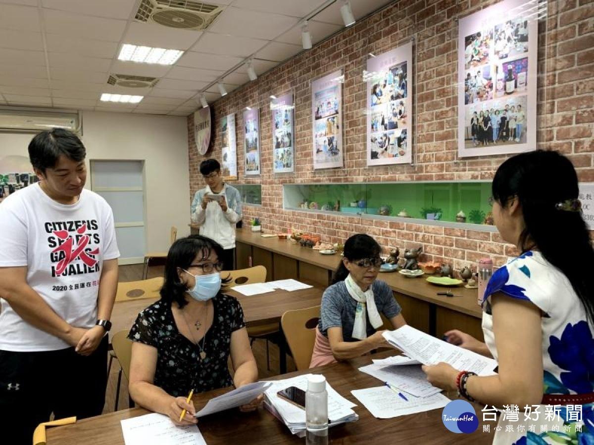 花蓮市公所力推客語認證 邀大家「共下來講客」