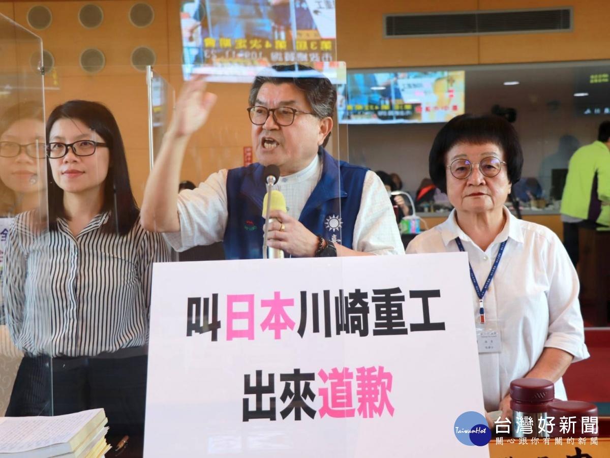 中捷問題車廂均日本原裝進口 議員批:川崎重工是慣犯