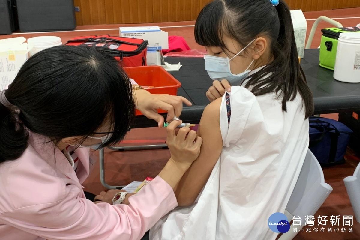 服務不間斷 桃市公費HPV疫苗與中央同步