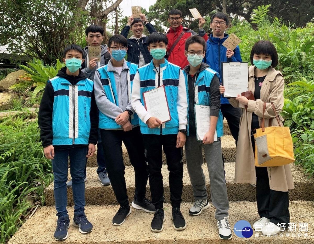 竹市環保績優單位、個人表揚 9旬志工嬤守護環境7年全勤