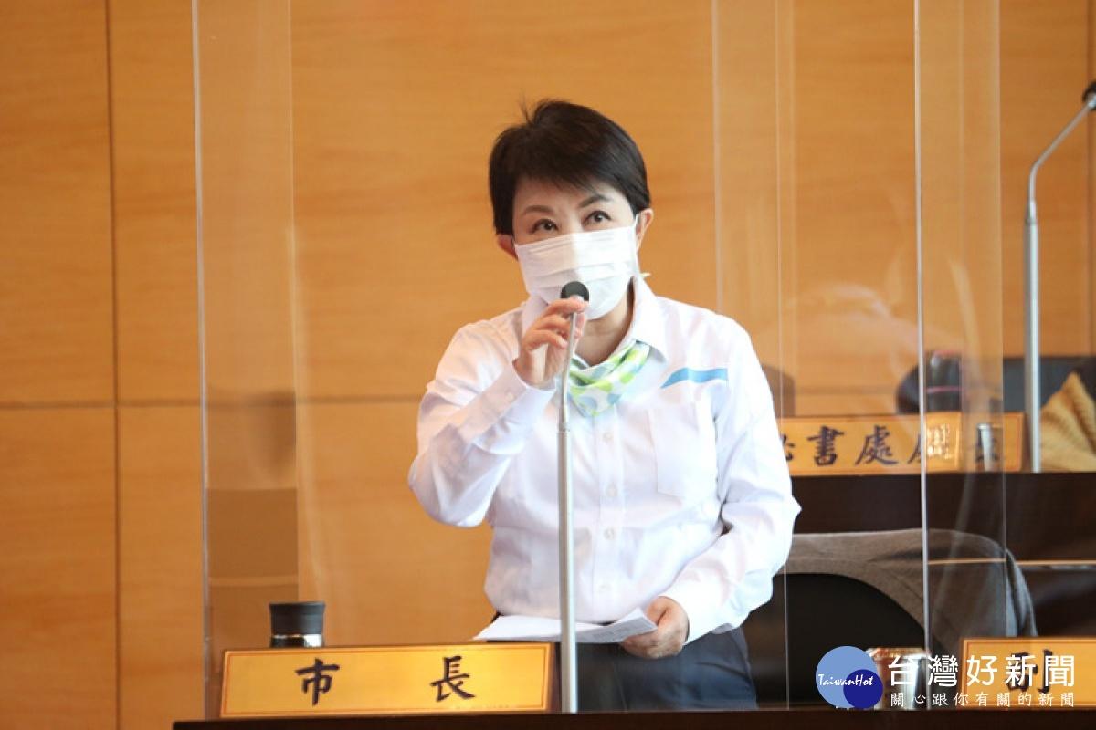 脫口說「錯在相信履勘委員」 盧秀燕為失言道歉:感謝交通部核准中捷通車