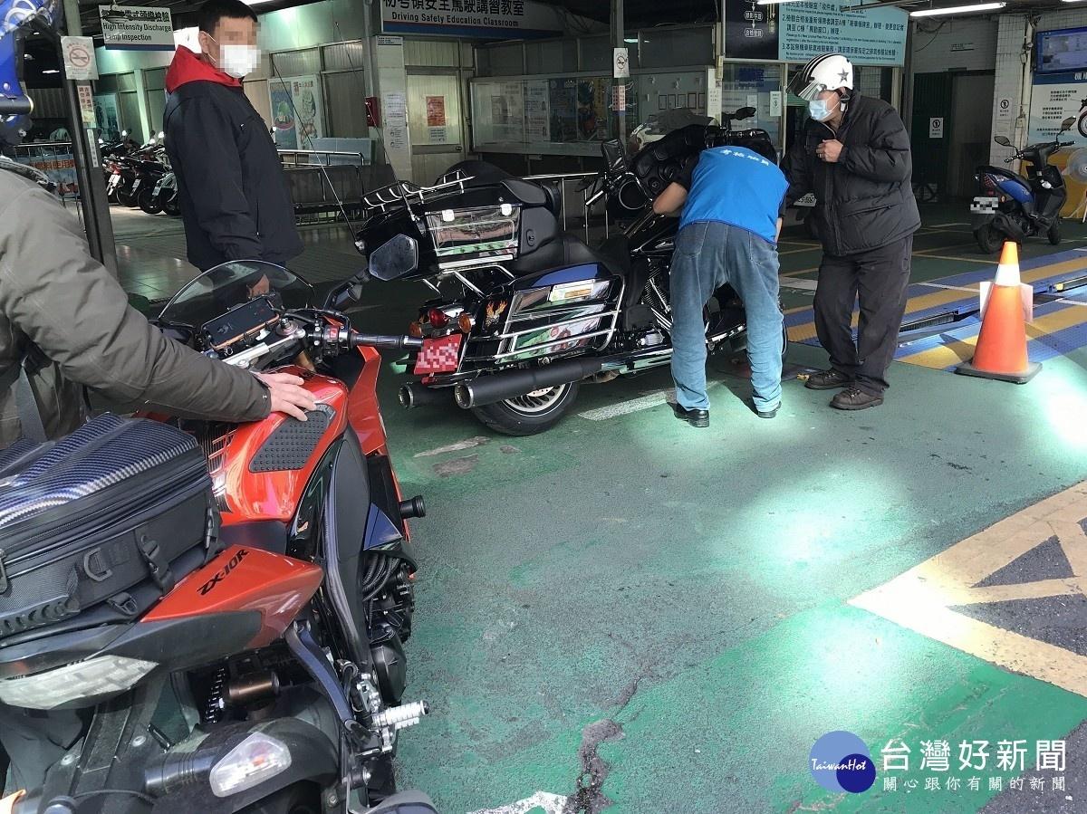 春節連假暫停車輛檢驗 板橋監理站提醒出遊前先安排檢驗