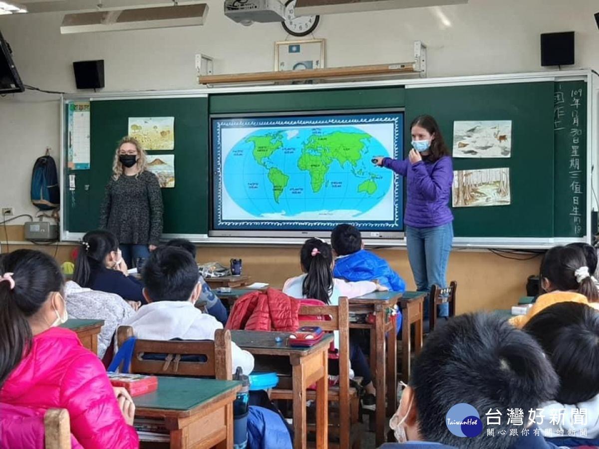 中市外師3倍增 外籍英語師資數達102人六都第一