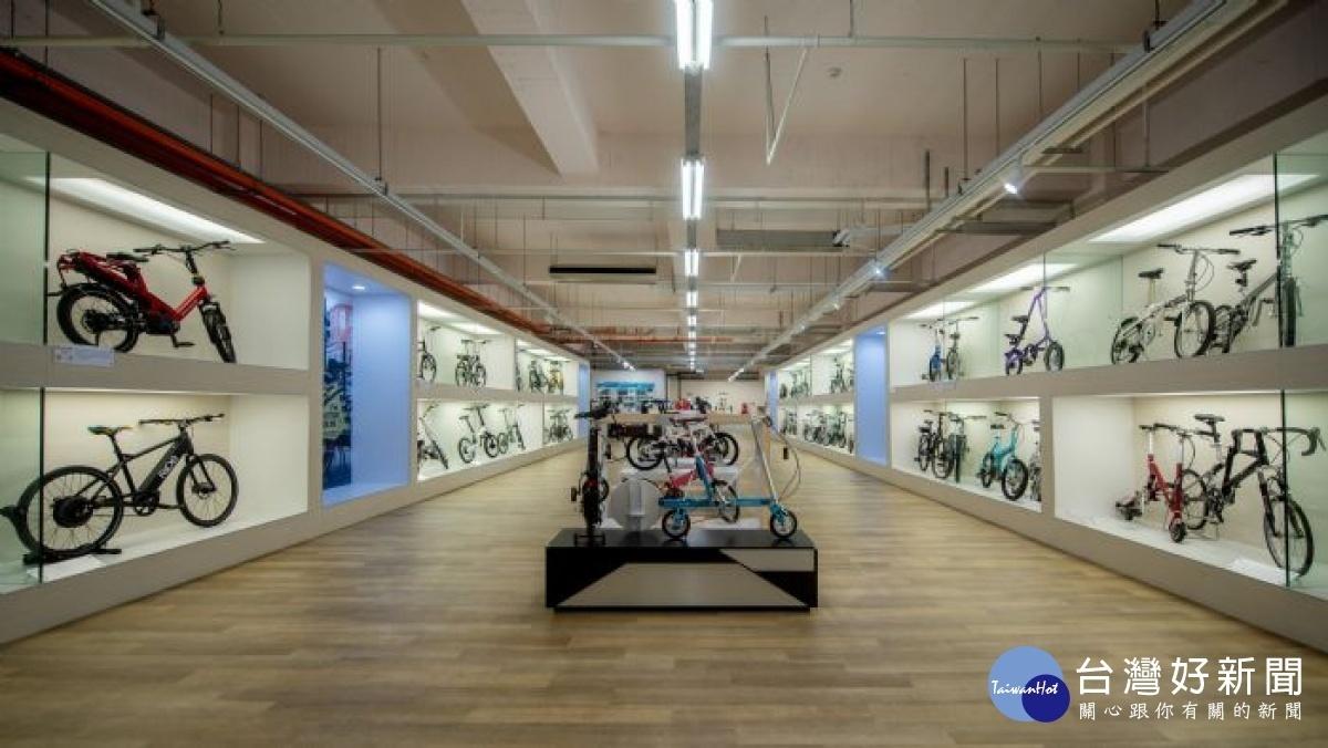 太平洋自行車博物館看珍藏、輕騎行 迎接疫後運動新生活