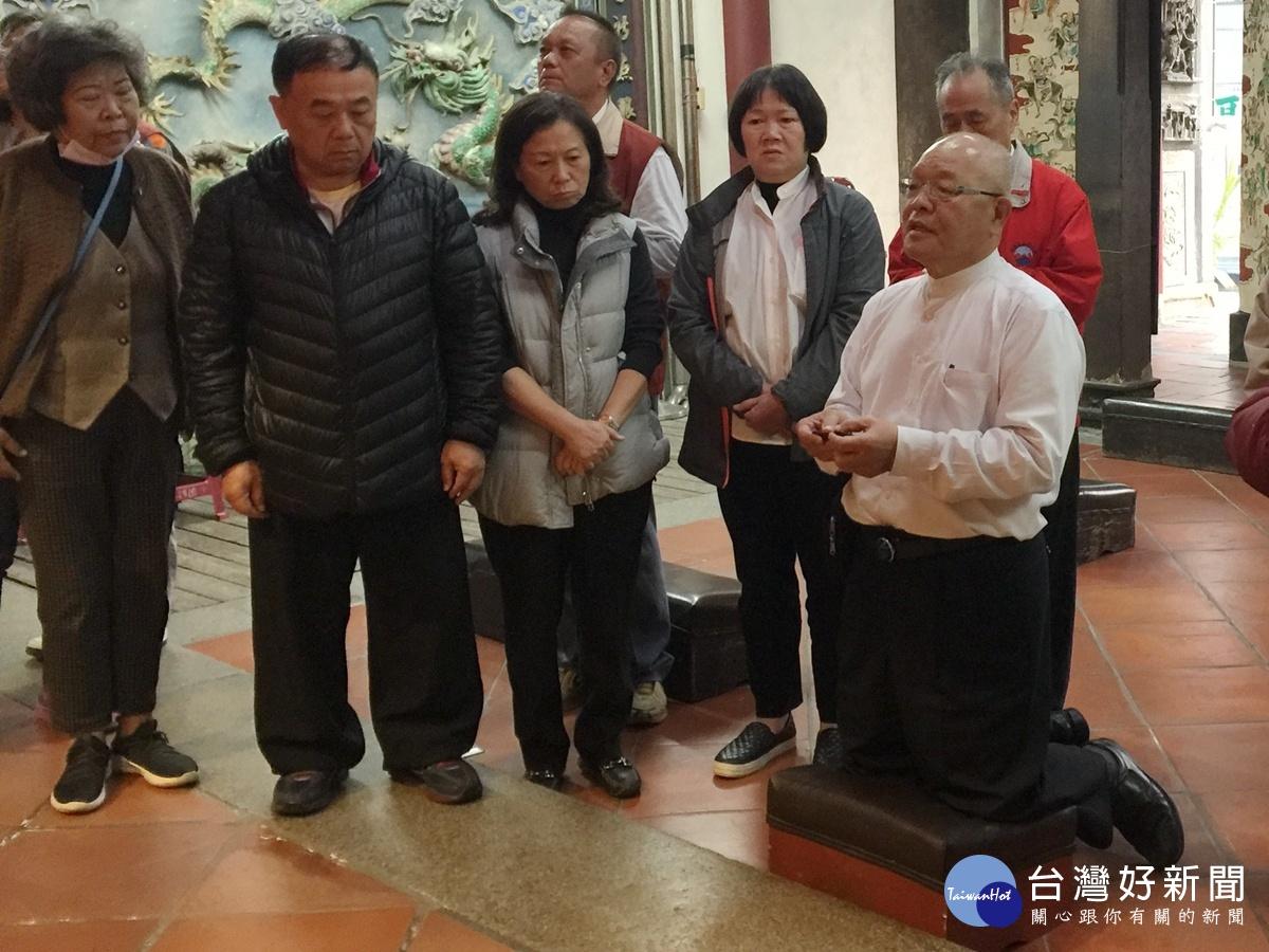 大觀音亭興濟宮董事會決議 將購入2萬斤鳳梨助果農度過難關