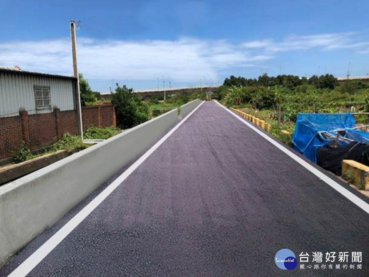 減少新豐往返台61西濱堵塞 竹縣拓寬竹1線周邊道路