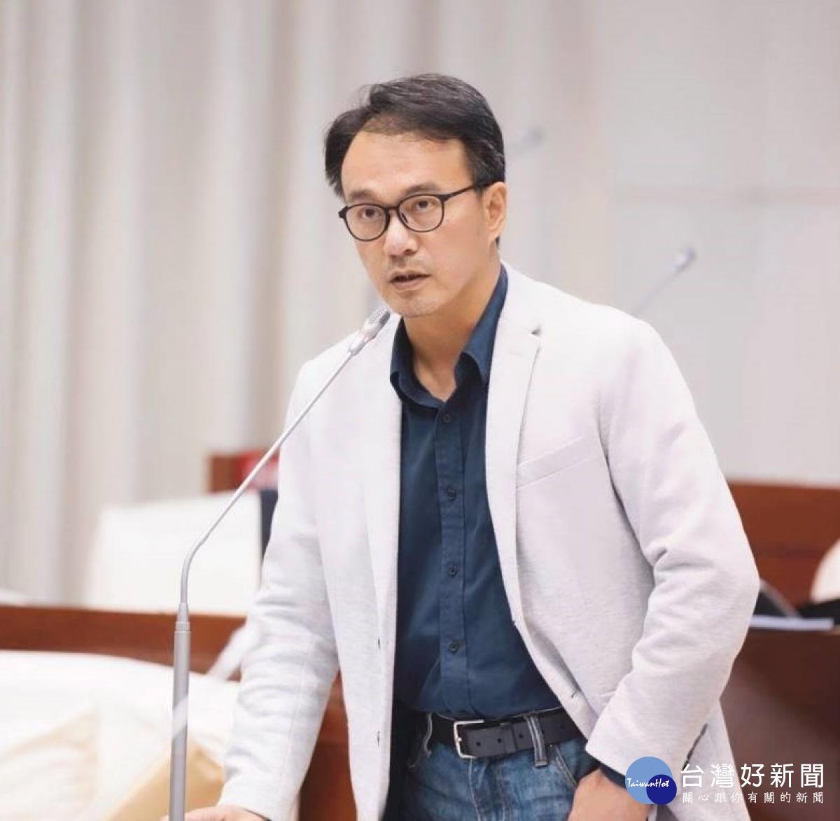 李國璋籲林佳龍遵循民主政治 正式向蘇貞昌請辭