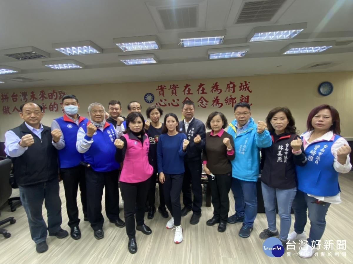 台南藍軍為LED路燈招標工程把關 市庫省下2億6千萬元