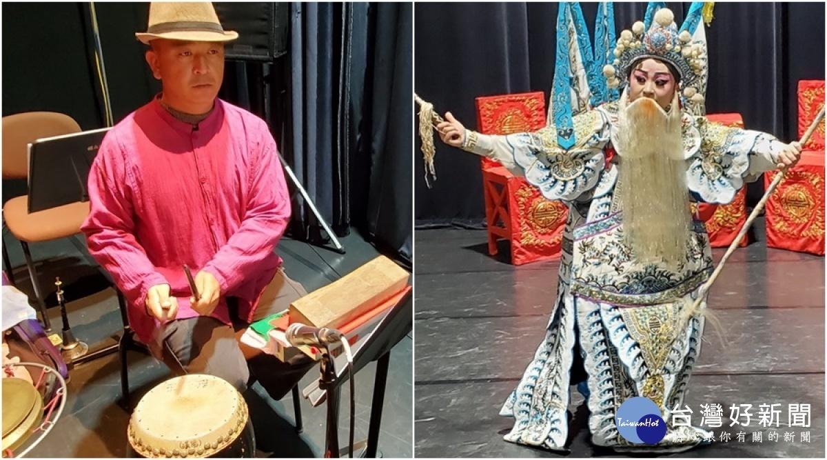 傳藝駐園演出∕北管戲曲保存團體「漢陽北管劇團」系列之林國清與林麗芬兄妹的戲曲人生