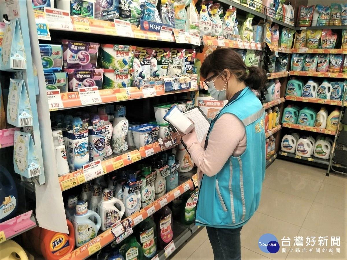 新北抽查市售洗衣膠囊 不合格率達20%