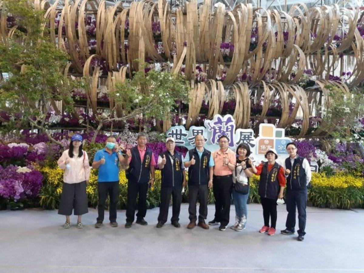 第23屆世界蘭展開鑼 展現台灣蘭花之美