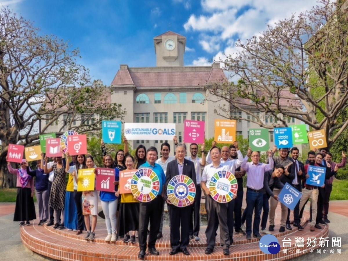 朝陽科大連3年進榜世界大學影響力排名 永續發展受國際肯定