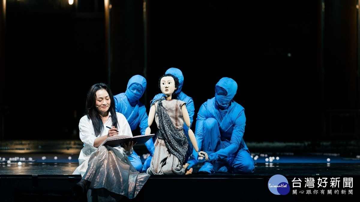劇場版《複眼人》中歌院世界首演 開啟「複視角」觀演經驗
