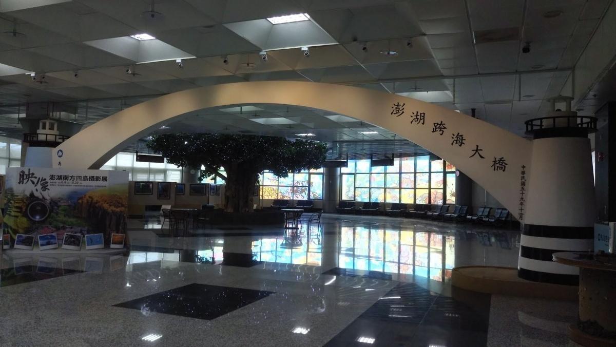 軍機衝出跑道善後中 馬公機場預計關閉至下午15時