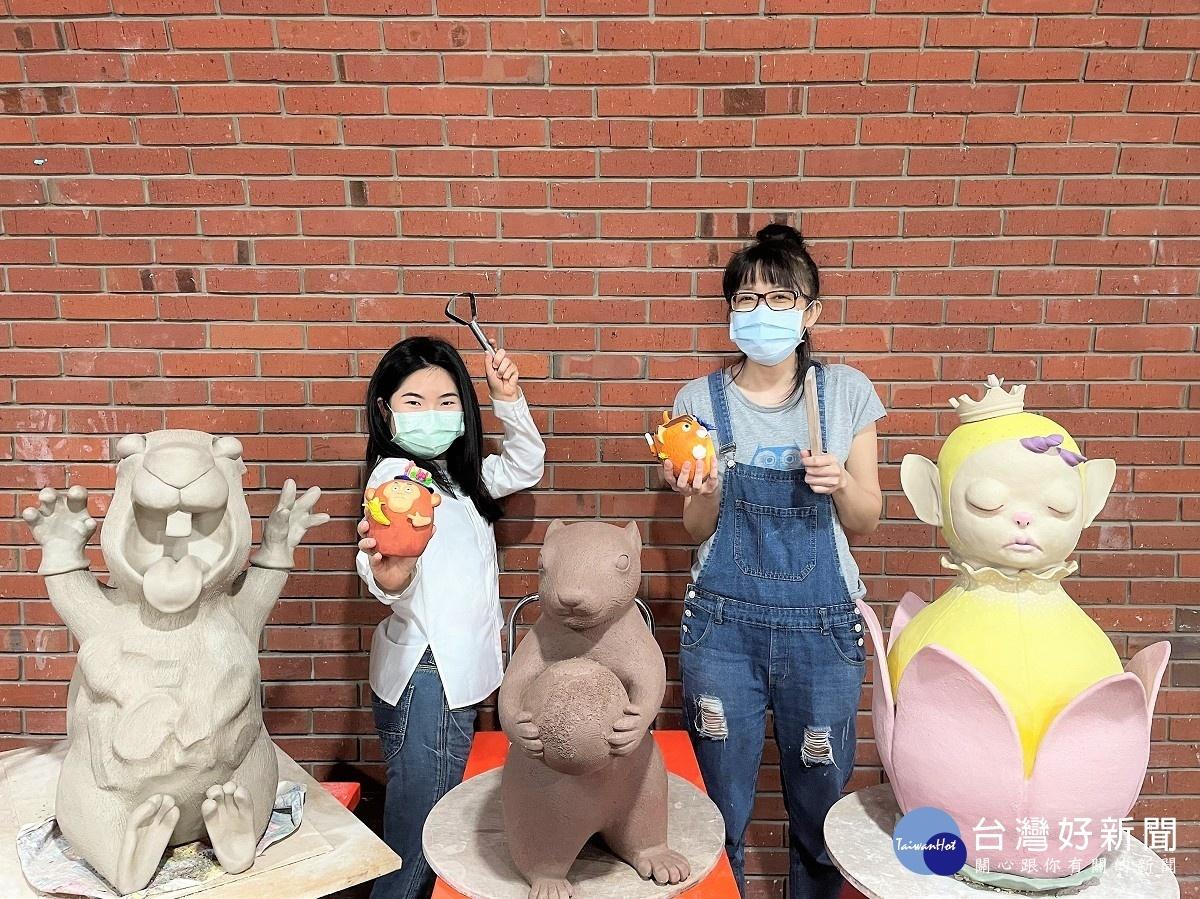 陶博館「奇幻動物之森」登場 5/7開放民眾與藝術家陶藝約會