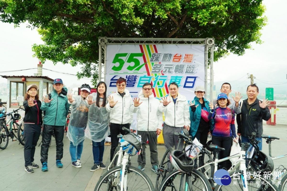 觀光局精選全台30條自行車遊程 盼單車旅行帶動疫後觀光