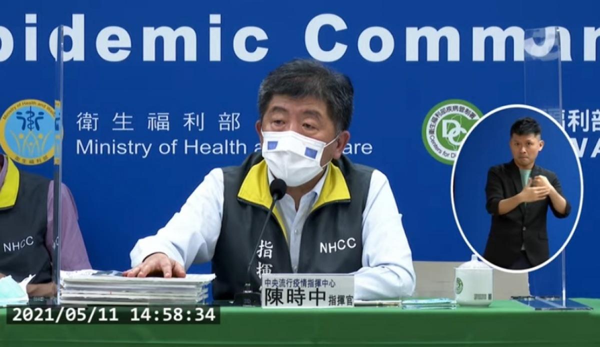 陳時中坦言「進入社區感染」 公布6大限制措施:6/8前停辦室外500人,室內100人以上活動
