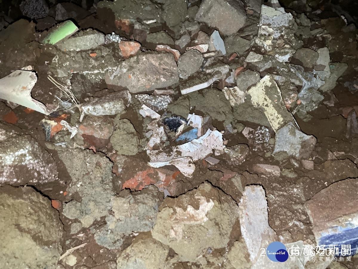 嘉縣再傳假租地真掩埋廢棄物 行為人移送、機具查扣
