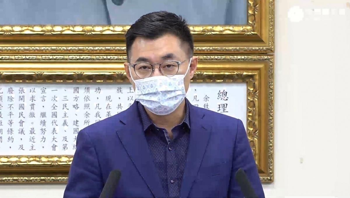 友邦贈疫苗助台 江啟臣:人命換來的,蔡政府勿當政績
