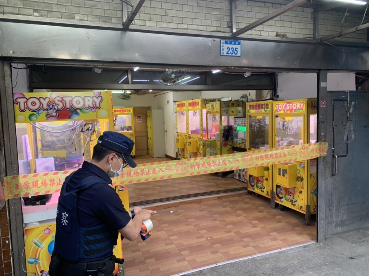 桃園下令夾娃娃機店暫停營業 警察加強稽查
