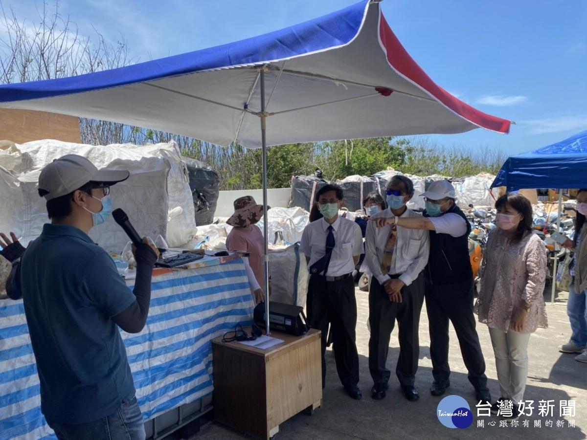 監委澎湖巡察 關切醫療觀光基礎建設及海洋活化等議題