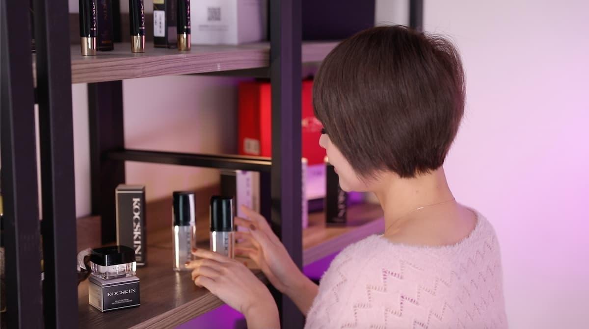追求淨白無瑕肌 李燕創業自創品牌實現心中「那一罐」