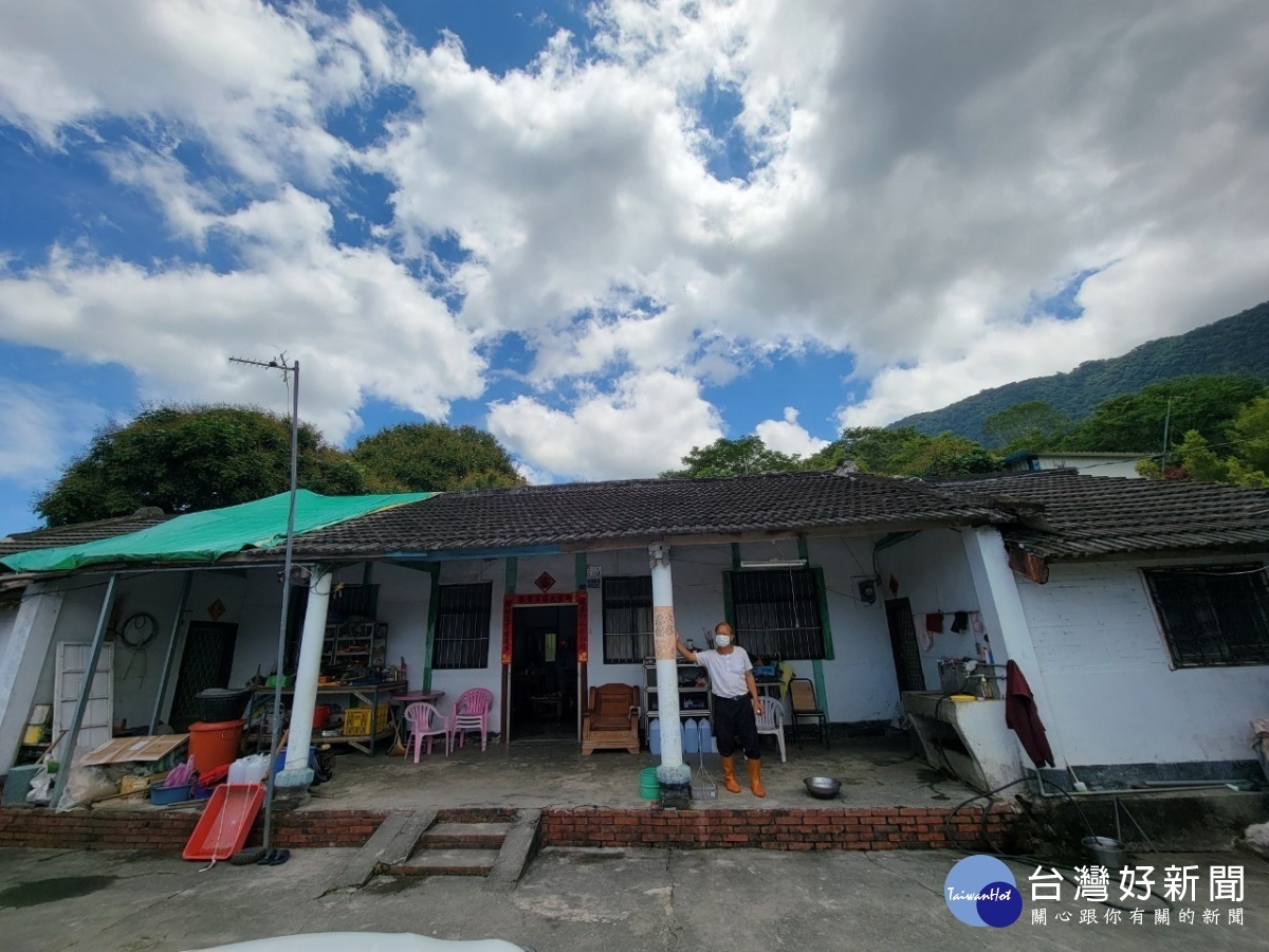 台東縣府推動私有老屋再生 提升地方文化與情感溫度