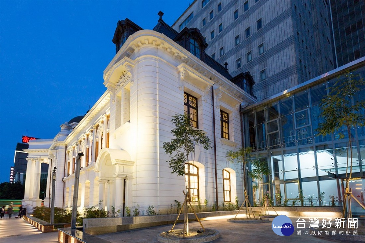 點亮百年歷史建築 中市府徵求台中市役所經營團隊