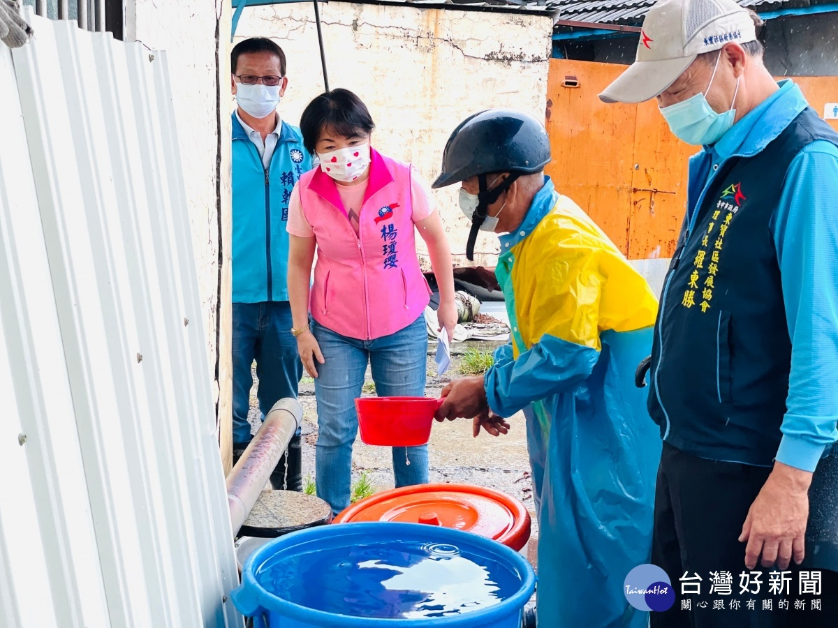 農地旁住戶接自來水每戶要上百萬  立委協調解決