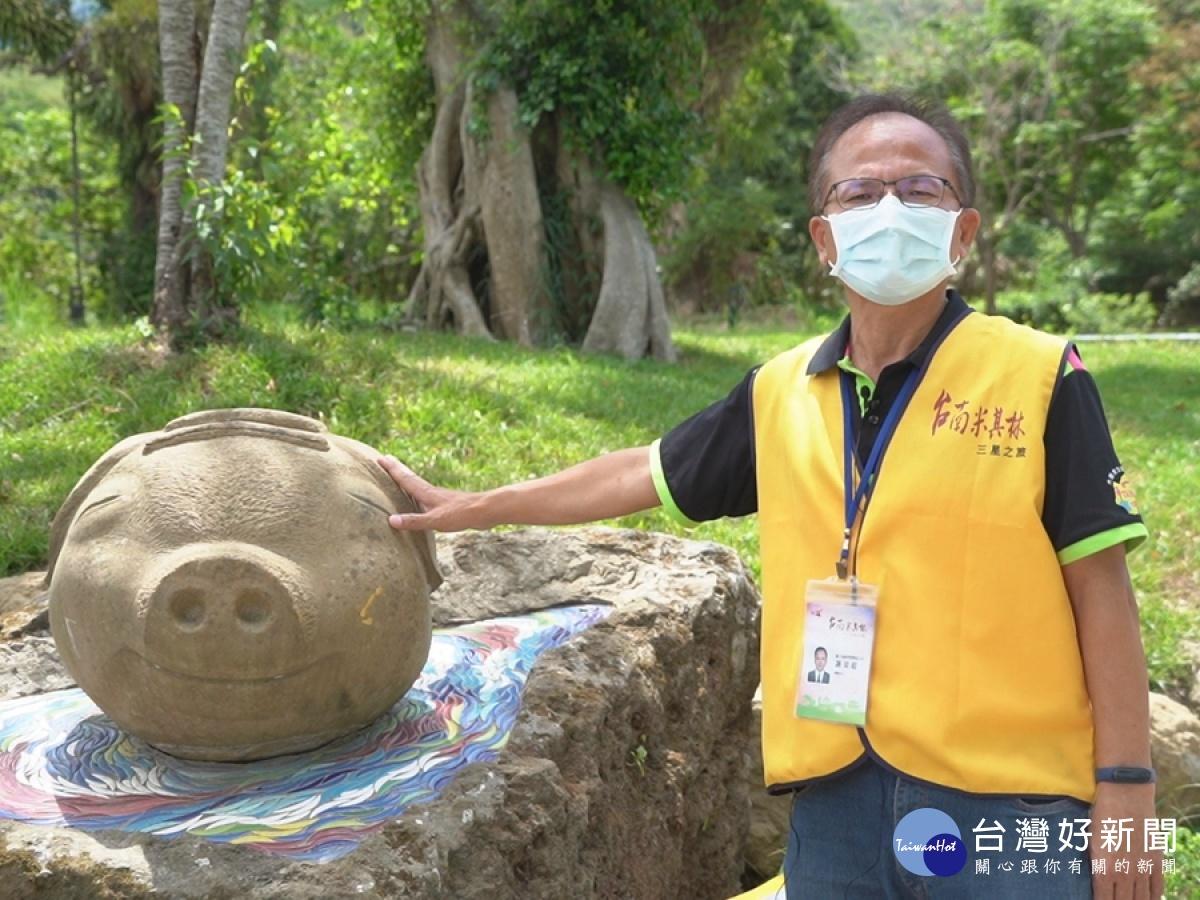 台南觀旅局推散步線上小旅行 關子嶺溫泉鄉散步及親子路線