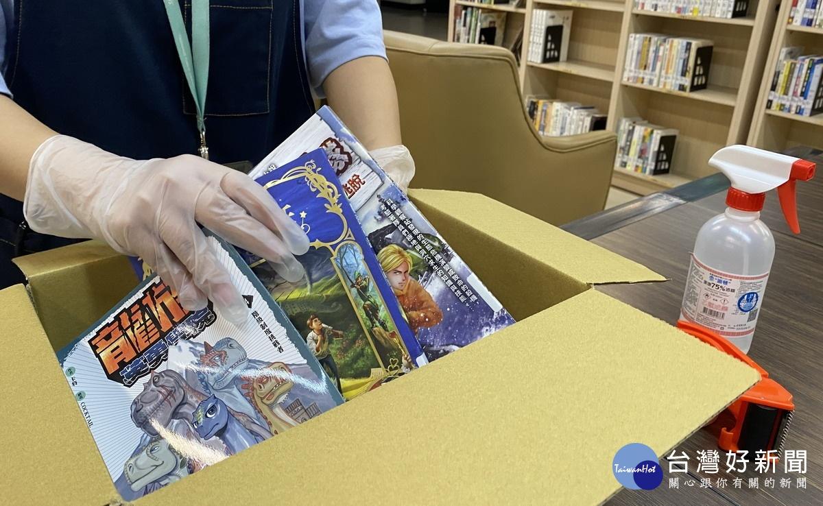 中市文化局推「書香便利送」 議員建議加設到館取書窗口