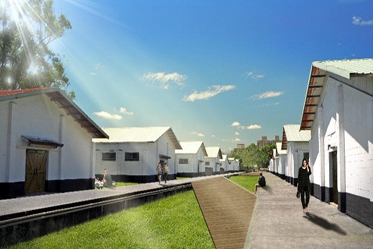 提昇生活品質帶動整體發展 中壢中原營區區段徵收工程動工