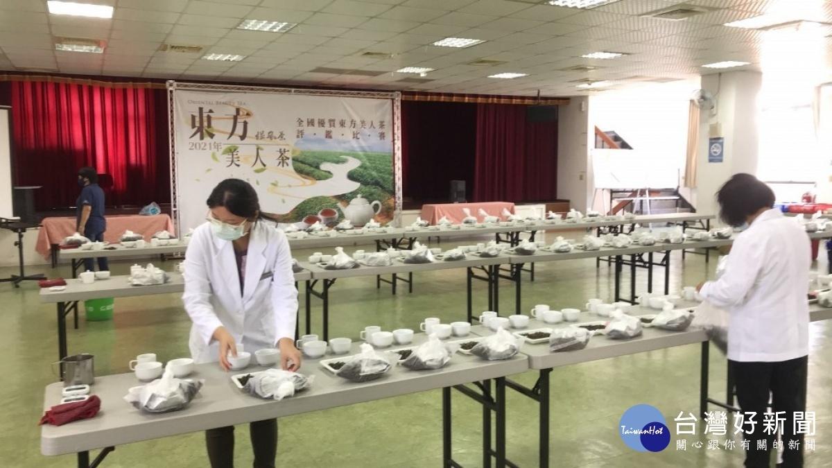 全國優質東方美人茶評鑑比賽 得獎名單出爐
