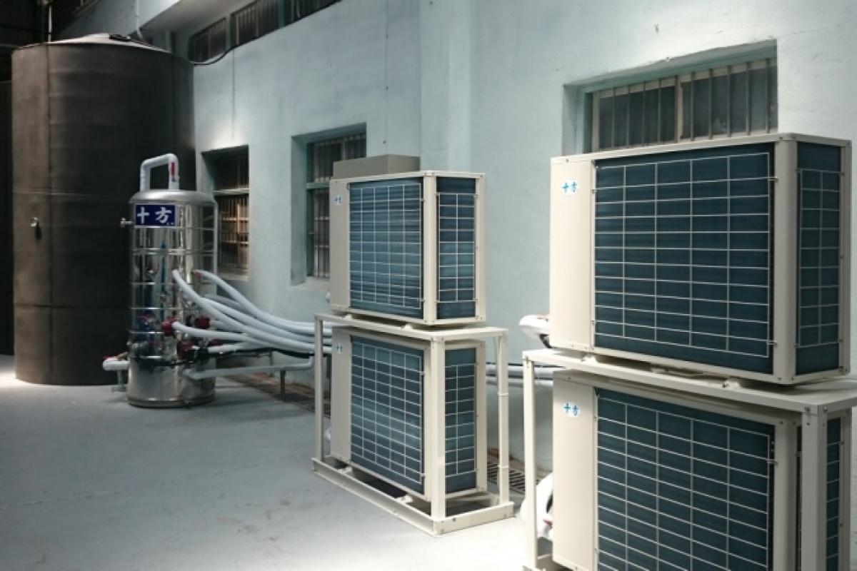 傳統轉型數位化 尖峰「熱水物聯網」新商業模式