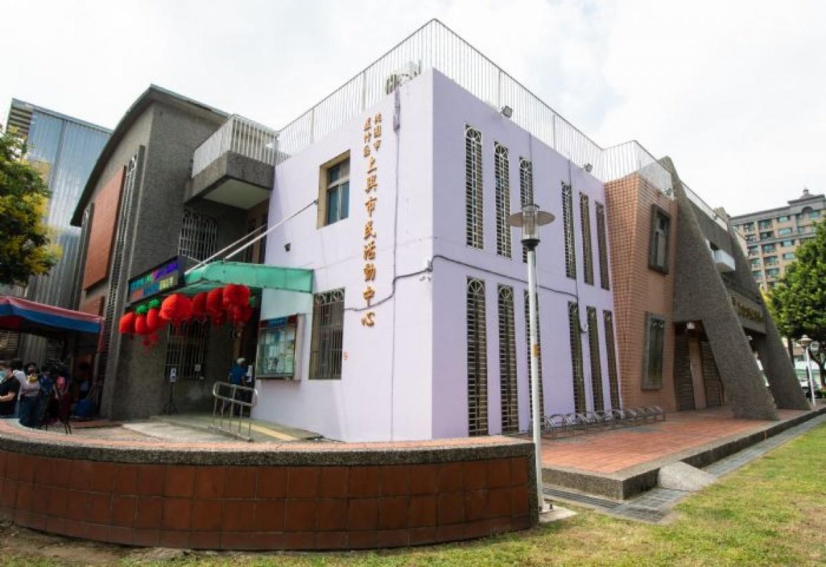 蘆竹上興市民活動中心正式啟用 優化大竹生活圈機能