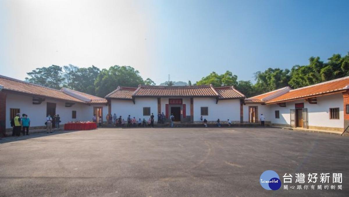 「梅鶴山莊」修復工程展現文史保存價值 從建物縮影看見大溪頭寮開發史