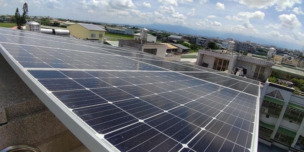 嘉義市綠能屋頂第二期開跑 回饋金加碼到20%