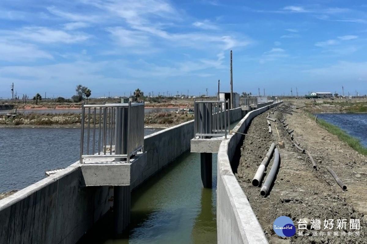 南市改善魚塭環境 受益面積240公頃