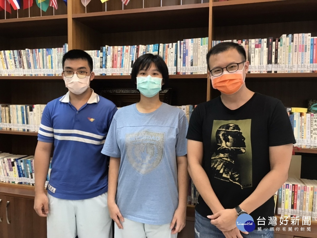 TRML台灣高中數學競賽 明道中學連五年奪金