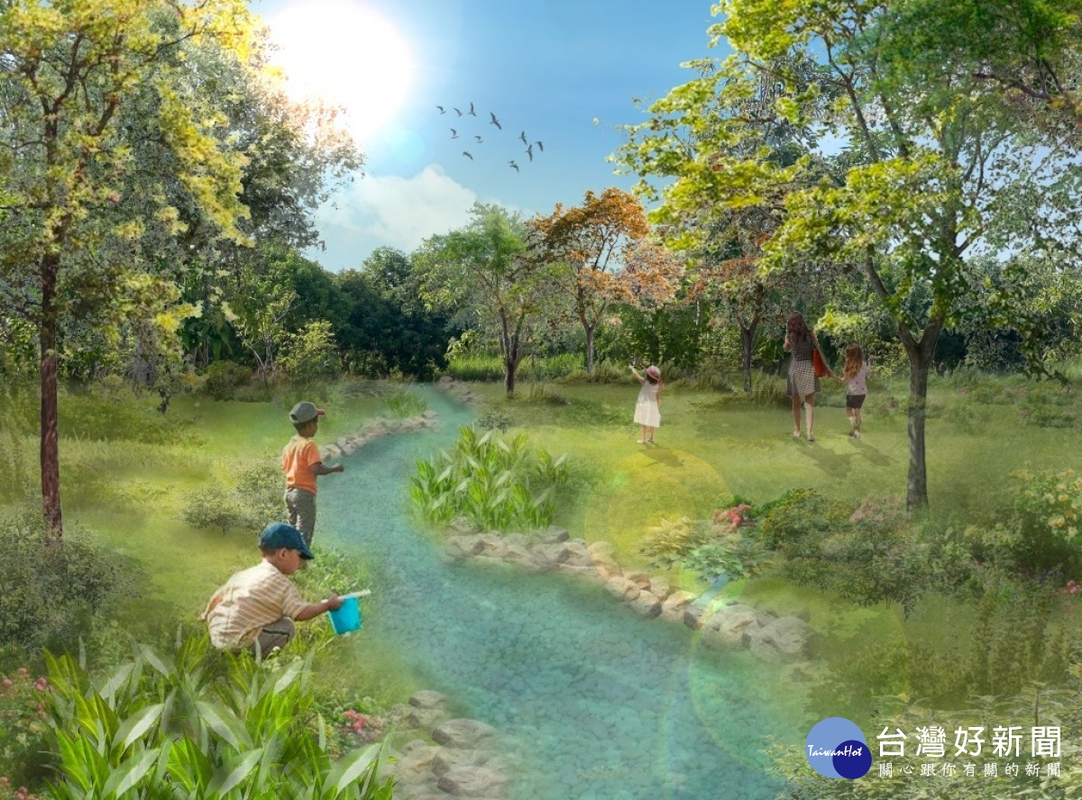 重現竹溪八景 南市府開啟一系列竹溪整治計畫